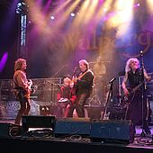 Bühnenshow zur Walpurgis in Schierke