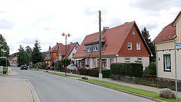Ortsansicht in Schierke